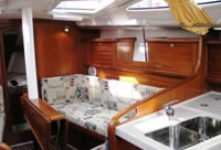 Delphia 37 Galley