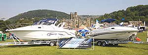South Wales Boat Show at Margam Park